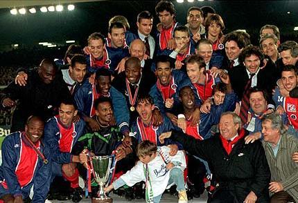 Состав псж 1995 1996